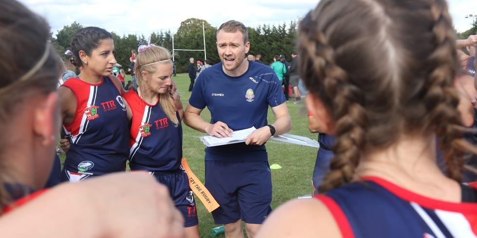 Changes to Great Britain Tag Rugby coaching set-up
