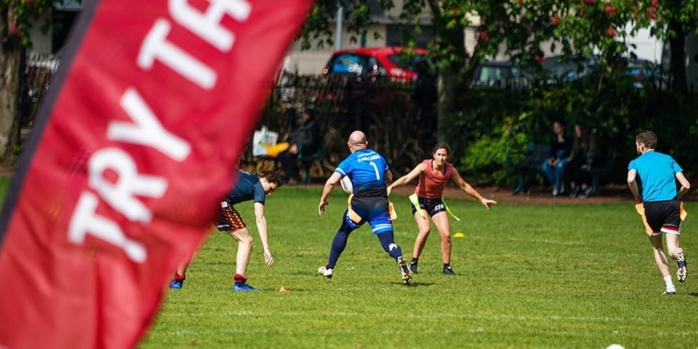 Start a Try Tag Rugby Franchise in your hometown!