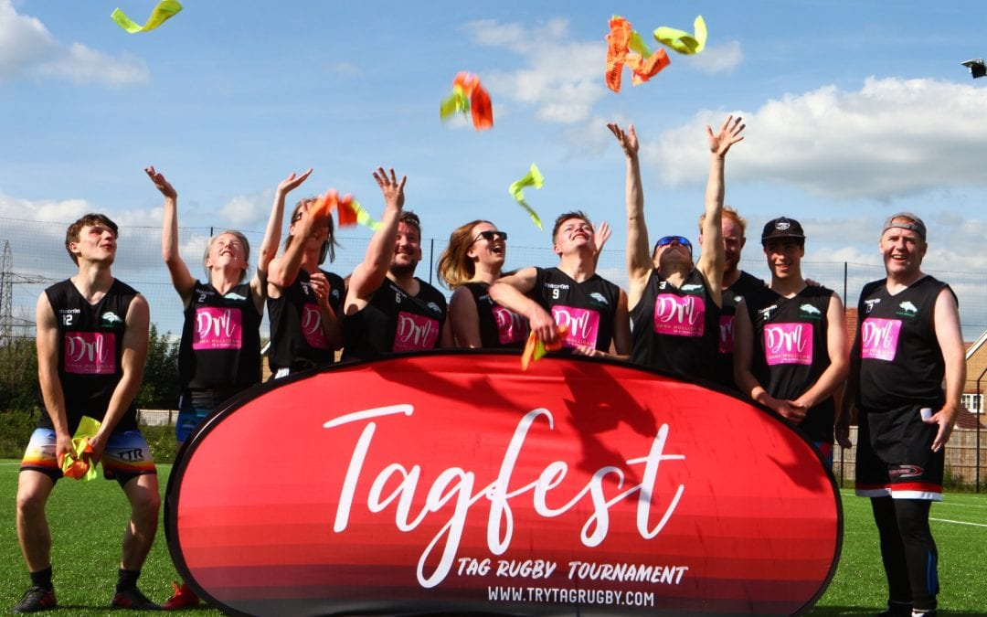 Bristol franchise hosts their first TagFest