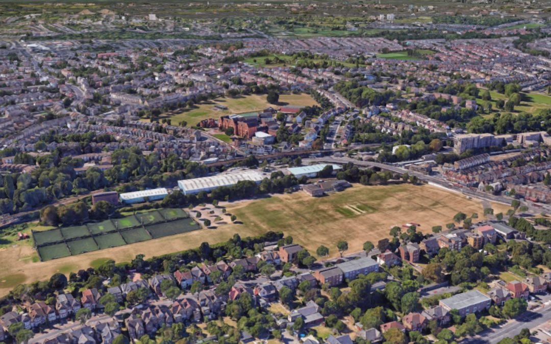 New Catford-Lewisham League