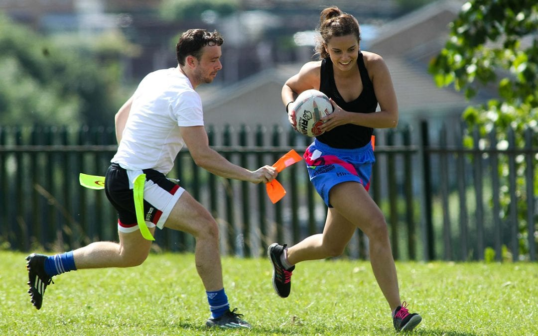 Try Tag Rugby to launch in Hull
