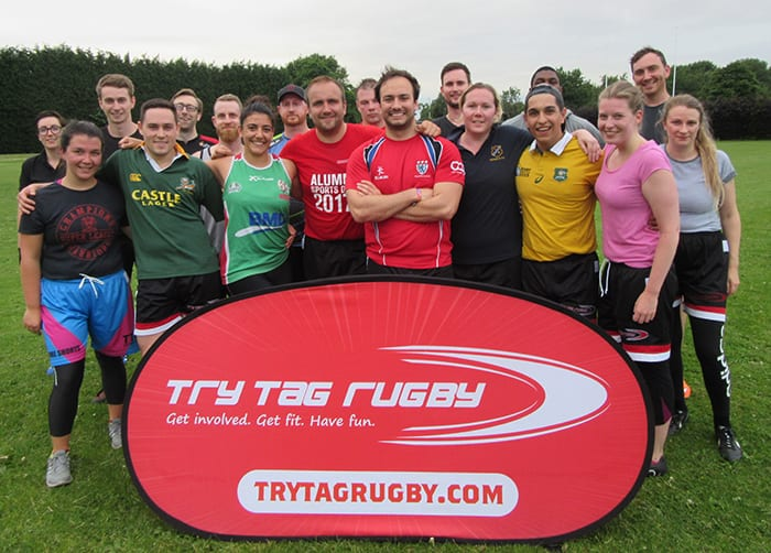 Try Tag Rugby expands in Manchester