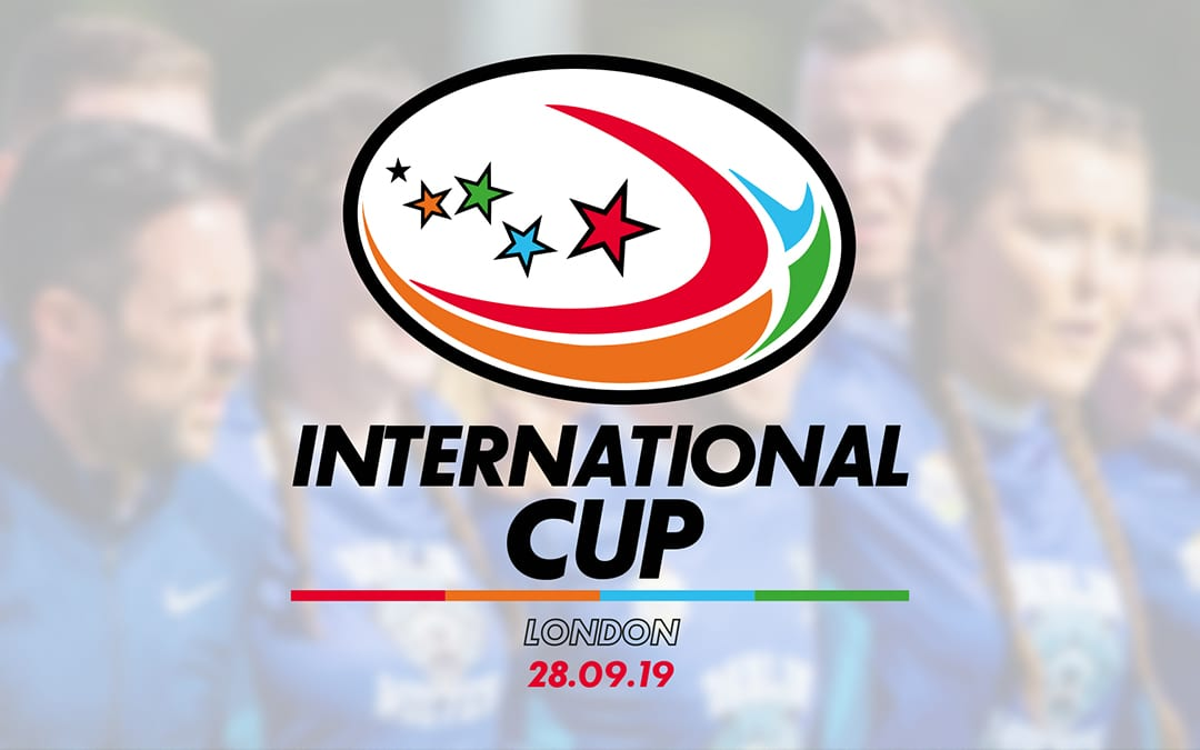 International Cup Squads Named