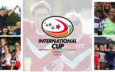 International cup squads announced