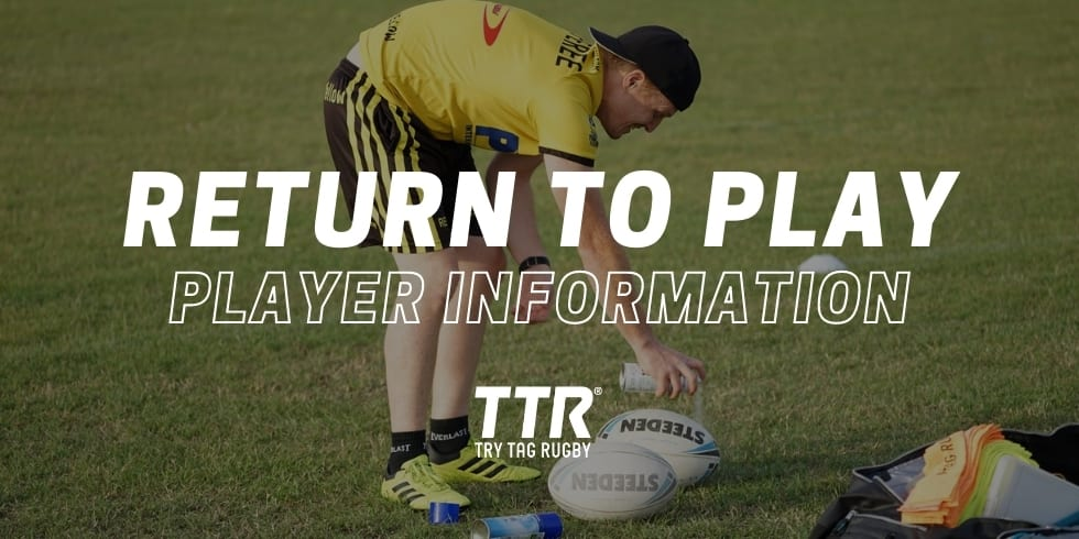 Return to play 2021: Player Information