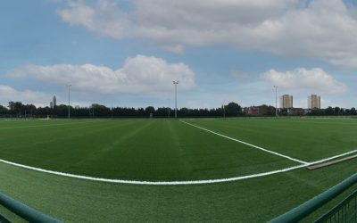 New 3G pitch at Acton
