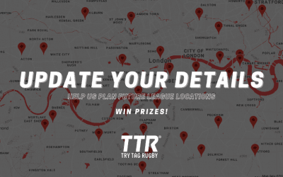 Update Your Details & Win Great Prizes