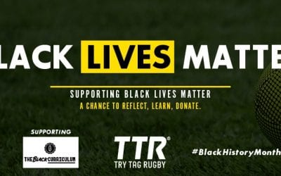 Black History Month @ Try Tag Rugby