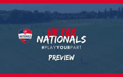 UK Tag Nationals 2021 – Preview