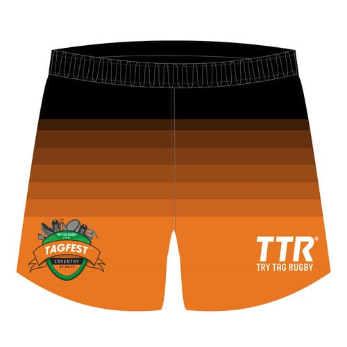 TagFest Coventry Tag Tournament Shorts 2019