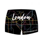 London Themed Tights