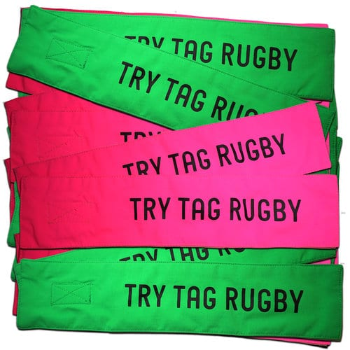 Tag Rugby Tags - Match set
