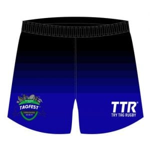 TagFest Yorkshire Tag Tournament Shorts 2019