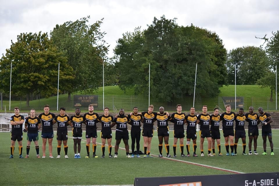 Brixton Bulls RLFC and Finsbury Park RFC to benefit from Try Tag Rugby's sponsorship