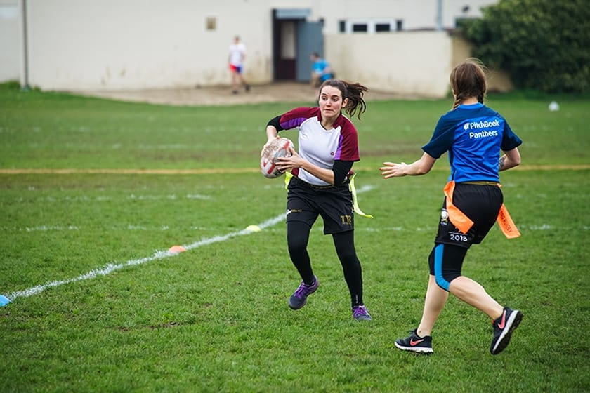 Corporate Challenge London raises over £3000 for Dallaglio RugbyWorks