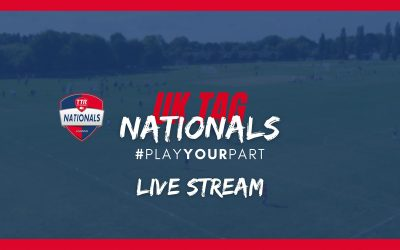 UK Tag Nationals to be Live Streamed