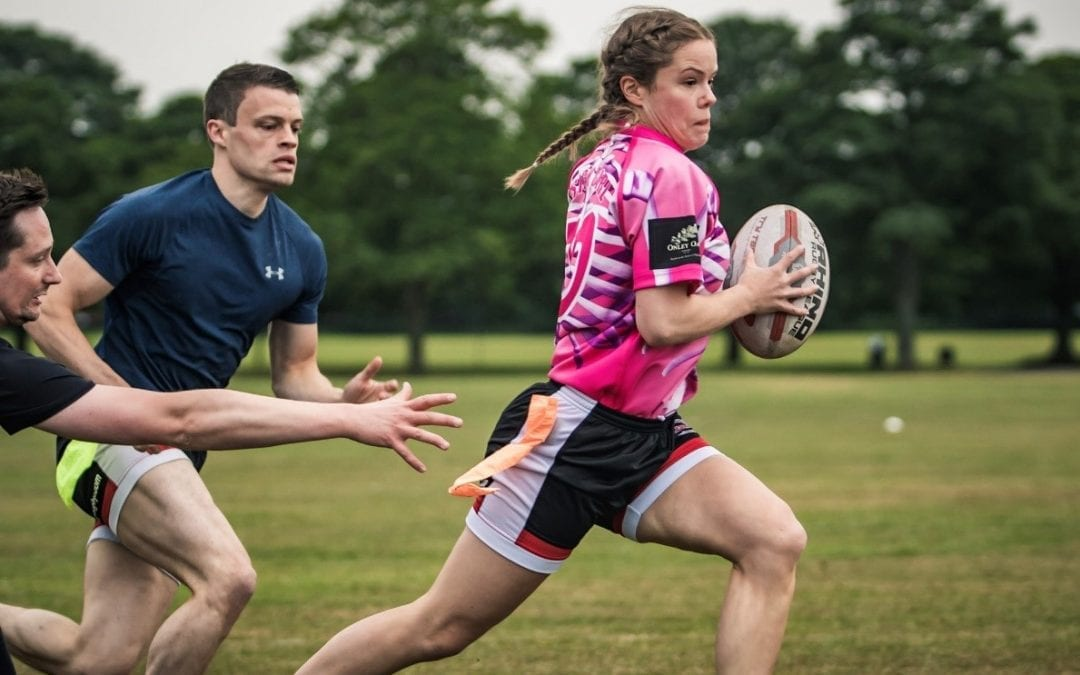 Franchise Opportunities for Try Tag Rugby