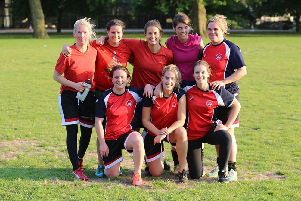 What's Your Name? win North London Tag Festival Cup
