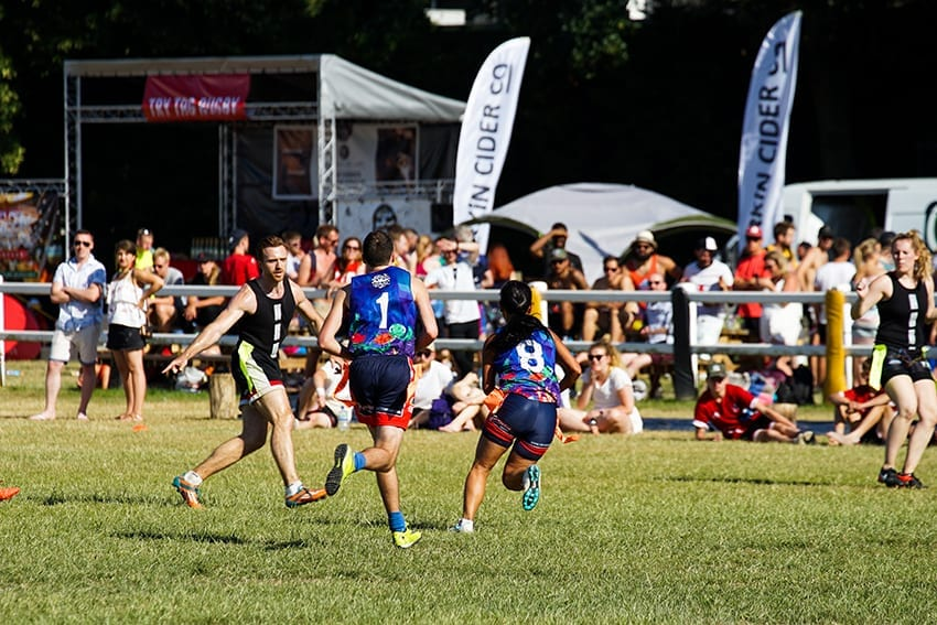 London Tag Rugby Championships becomes biggest Tag Tournament in the UK