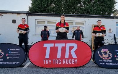 Exciting New Tag Rugby League Partnership for Bradford