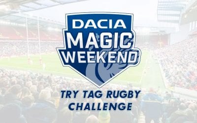 Try Tag Rugby Magic Weekend Challenge