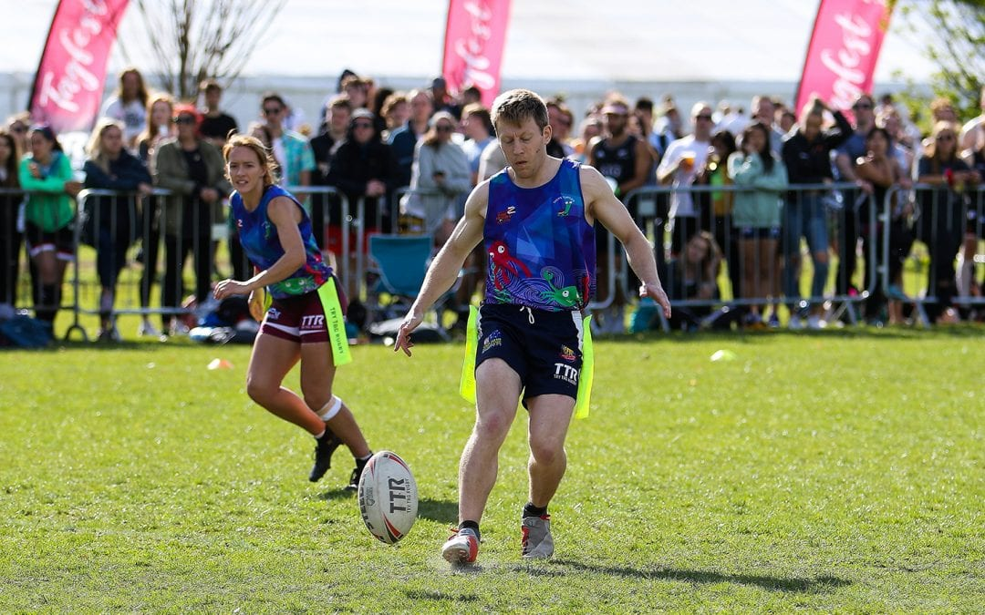 Largest ever Try Tag Rugby tournament takes place