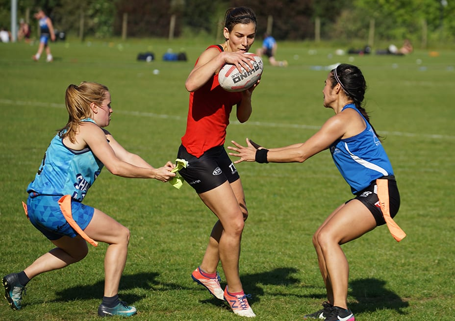 Women's Leagues and free Women's Coaching Sessions