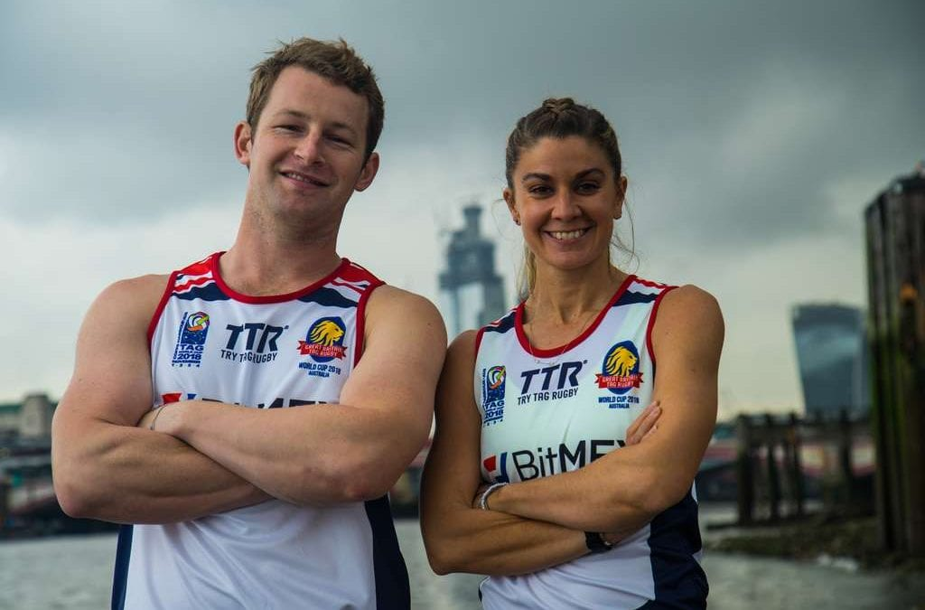 Great Britain Launch World Cup playing Kit
