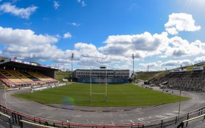 Try Tag Rugby to play at Odsal Stadium