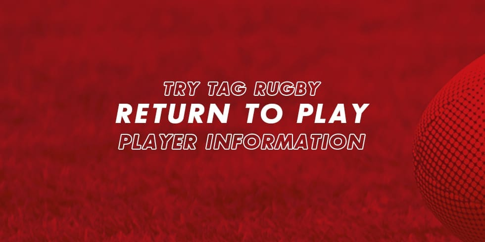 Return to play: Player Information