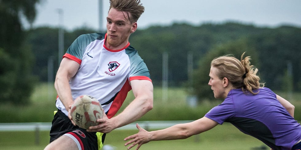 4-Week September Men's and Women's Leagues in Wigan and Leeds