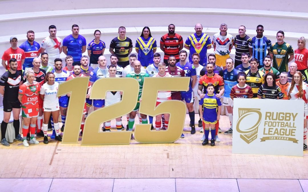 Happy Birthday Rugby League